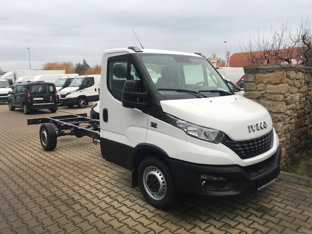 IVECO Daily 35S18 rozvor 4100mm
