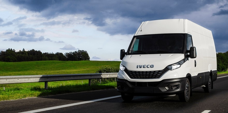 IVECO Daily 35S18A8V - 16 kub. m.
