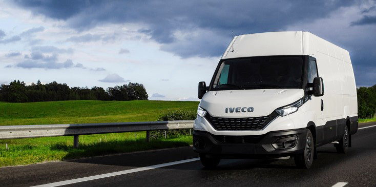 IVECO Daily Van Attack