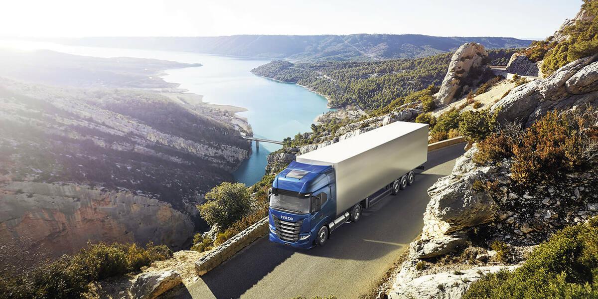 IVECO S-Way NP 460 získává ocenění Sustainable Truck of the Year 2021