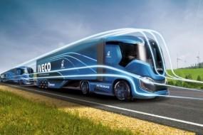 IVECO Z TRUCK - koncept nákladního vozu s nulovým dopadem na životní prostředí