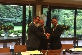 Společnost IVECO má v plánu uvést na japonský trh vozidla s pohonem na zemní plyn