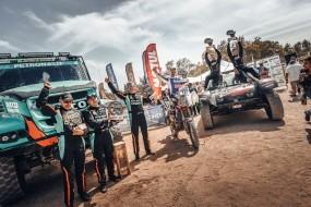 Společnost IVECO dominovala kategorii nákladních vozidel v závodu Africa Eco Race 2018